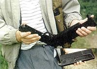 Отечественные пистолеты-пулеметы