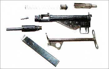 9-мм пистолет-пулемет «STEN» Mk II обр. 1941 г