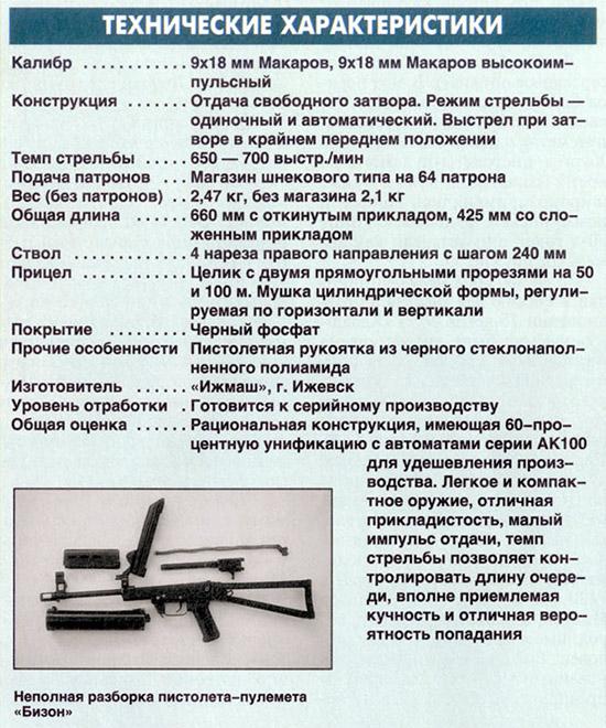 Русский «Бизон»