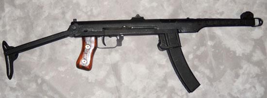 7,62-мм пистолет-пулемет А. И. Судаева образца 1943 года (ППС-43)