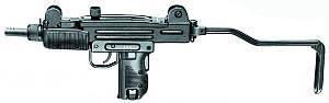Пистолет-пулемет Мini-UZI