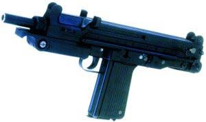 9-мм пистолет-пулемет PМ 84 «Глауберт» (Польша)