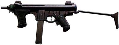 9-мм пистолет-пулемет «Беретта» М.12S (Италия)