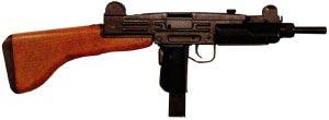 9-мм пистолет-пулемет «Мини-УЗИ»