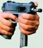 9-мм пистолет-пулемет «Башмен» IDM (Великобритания)