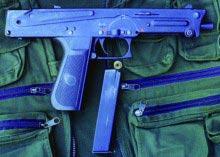 9-мм пистолет-пулемет ПП-93 (Россия)