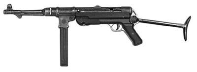 9-мм пистолет-пулемет МР.38