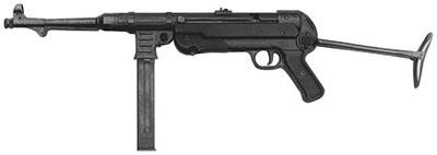 9-мм пистолет-пулемет МР.40 выпуска 1944 года