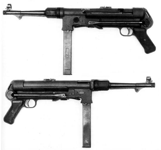 МР-38(L), экспериментальный вариант, выпускавшийся в ограниченных масштабах. Скорее всего фирма Эрма разработала данный вариант с целью снижения трудоемкости производства и изучения путей упрощения конструкции.