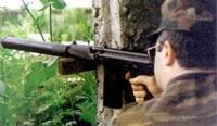 Пистолет-пулемет: теория развития и практика использовани