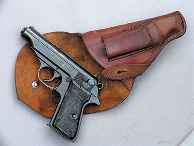 7,65-мм пистолет Вальтер Модель РР. Германия
