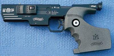 Конкуренты: Walther SSP. Walther SSP – компромиссная промежуточная схема.