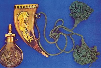 Пороховницы. XVI век