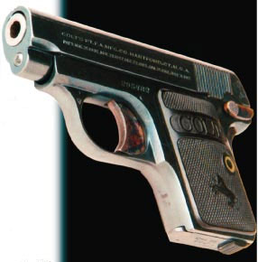 Colt Model 1908
