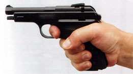 Эргономика, высокая точность и надежность спортивного оружия системы Марголина удачно привнесены в травматический пистолет AE 15G