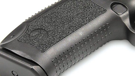 Текстурированная рукоятка Canik TP9 SA