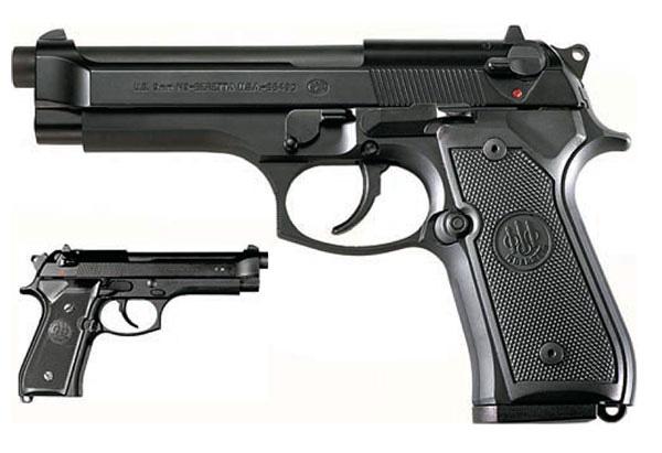 Beretta M9 / Beretta 92FS