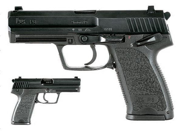 Heckler & Koch USP (P8)