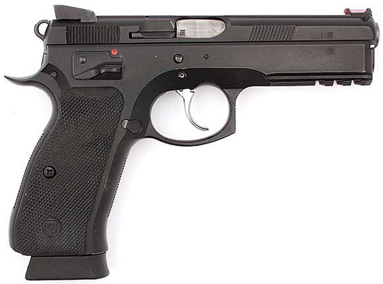 CZ75 SP-01 Shadow