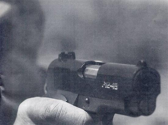 «Пара Орднанс» Р12.45 – совершенная конструкция: на базе 11,43-мм АКП М1911А1 уменьшена компоновка и увеличена емкость магазина