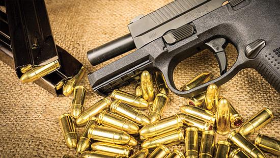 FNS выпускается в калибрах 9х19 Luger и .40S&W