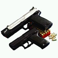 Американо-Германские пистолеты XXI века