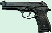 Beretta 92 DS