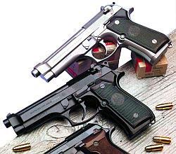 пистолеты Beretta