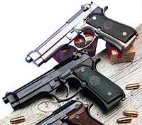 Beretta - пистолет американских рейнджеров