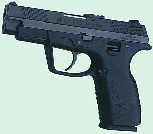 9-мм пистолет CZ-100