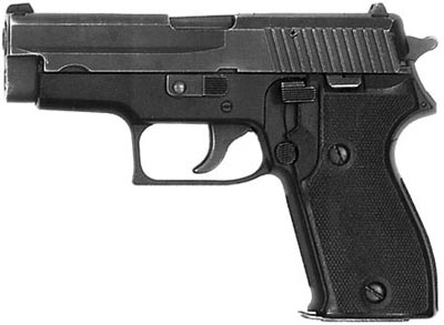 9-мм пистолет «ЗИГ-Зауэр» Р.6 (Р 225)