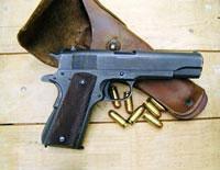 Пистолет Кольт: Сто лет на государственной службе