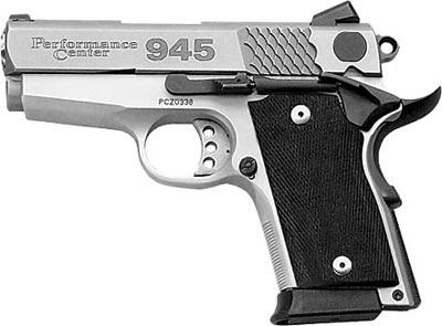 .45 АСР пистолет Smith & Wesson М 945/40 PS образца 2001 года