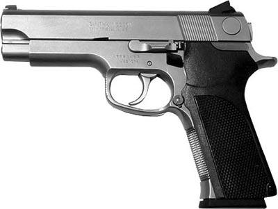 10-мм Auto пистолет Smith & Wesson М 1076