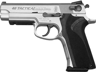 .40 SW пистолет Smith & Wesson М 4003 TSW