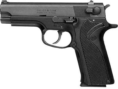 9-мм пистолет Smith & Wesson М 411