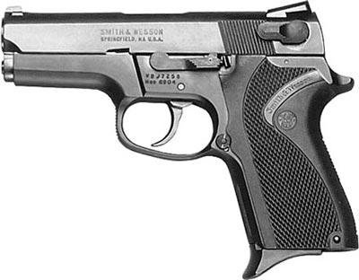9-мм пистолет Smith & Wesson М 6904