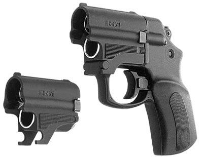 18-мм бесствольный травматический пистолет МР-461 «Стражник»