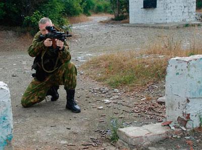 Стрельба в системе СБОР