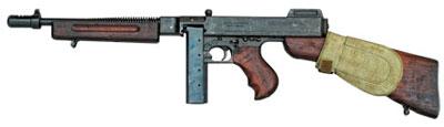 11,43-мм пистолет-пулемет «Томпсон» М 1928 А1 (М 1)
