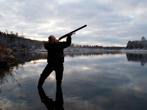 Дульные насадки и стрельба влет