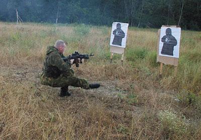 Спецназовцу на заметку: Перемещение стрелка в ближнем бою