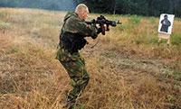 О проекционном оборудовании, практической стрельбе, пейнтболе и травматическом оружии