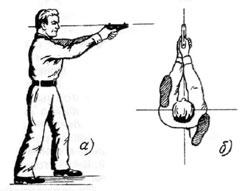 Скоростная стрельба из пистолета