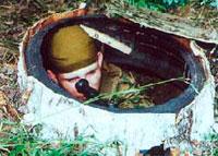Тактика работы снайперов