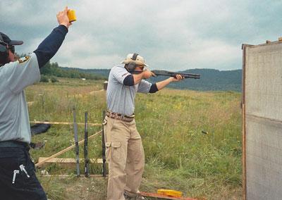 Активная стрельба – это увлекательный спорт.