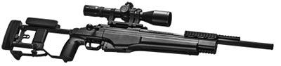 Снайперская винтовка Saco TRG MR20 STD Калибр .308 Win