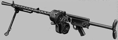 7,92-мм ручной пулемет «Дрейзе» МG.13 kd