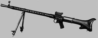 7,92-мм ручной пулемет «Солотурн» MG.30