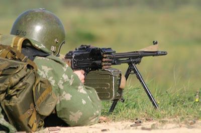 Подготовка стрельбы. Выбор цели. Прицеливание